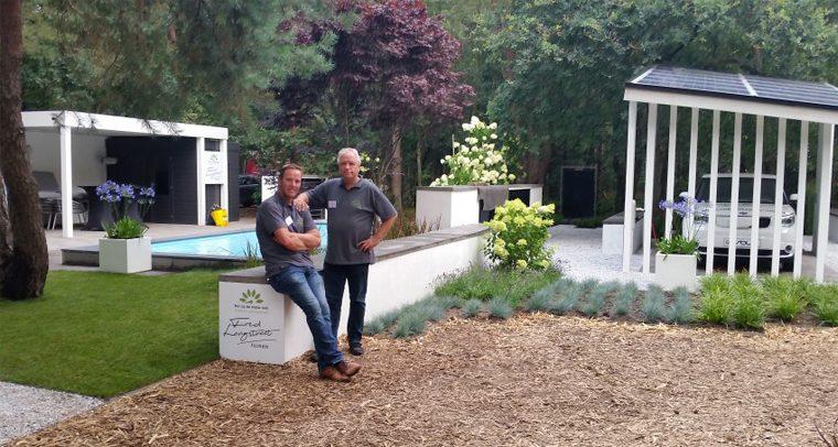 Bloem En Tuin : Bloem en tuin nul op de meter beurs scx solar someren