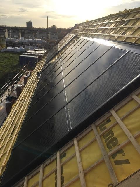 indak zonnepanelen door SCX Solar