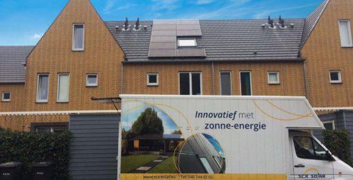 scx solar - soloroof HE - zonnepanelen