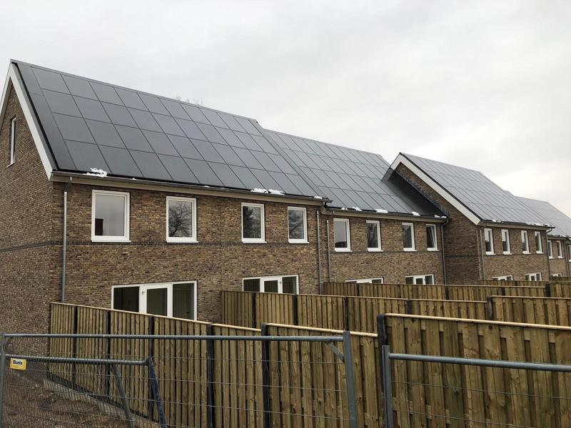Hulsberg - SCX-Solar zonnepanlen (1)