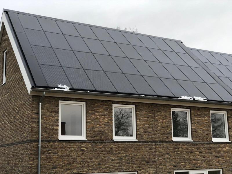 Hulsberg - SCX-Solar zonnepanlen